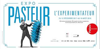 """Exposition """"Pasteur l'expérimentateur"""" au Palais de la découverte"""