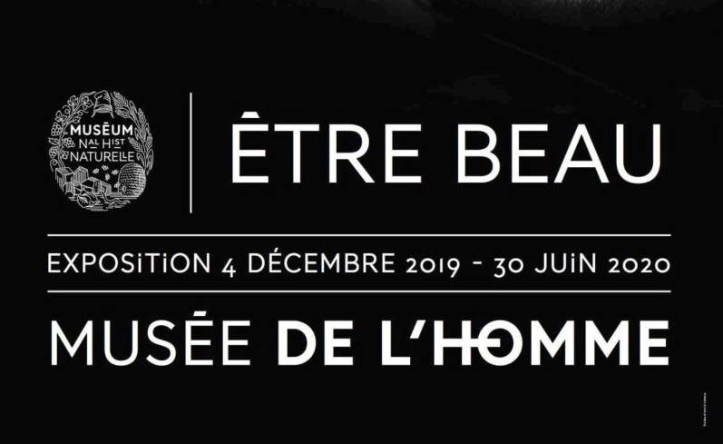 """Ausstellung """"Etre beau"""" im Musée de l'homme in Paris"""